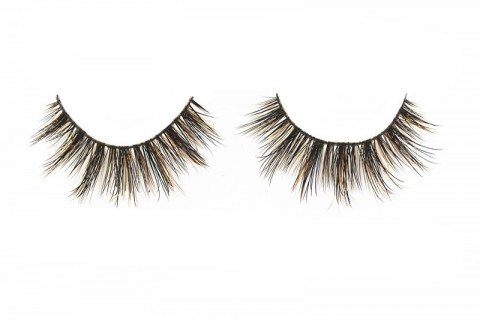 FOX AND MINK FUR BLENDED EYELASH